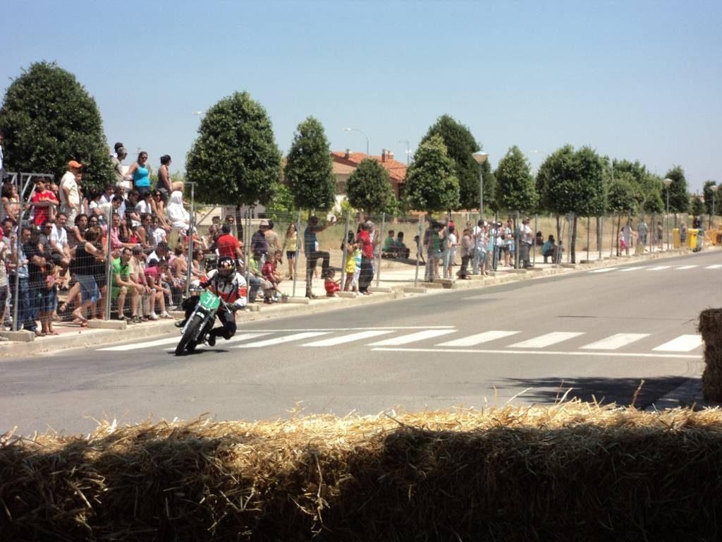 Carrera motos clasicas Cintruenigo