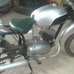 Moto Iso 150 GT