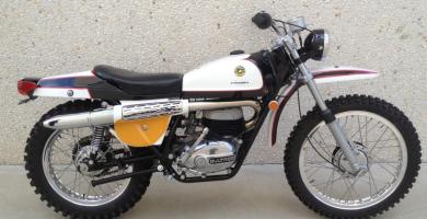 bultaco montadero MK1