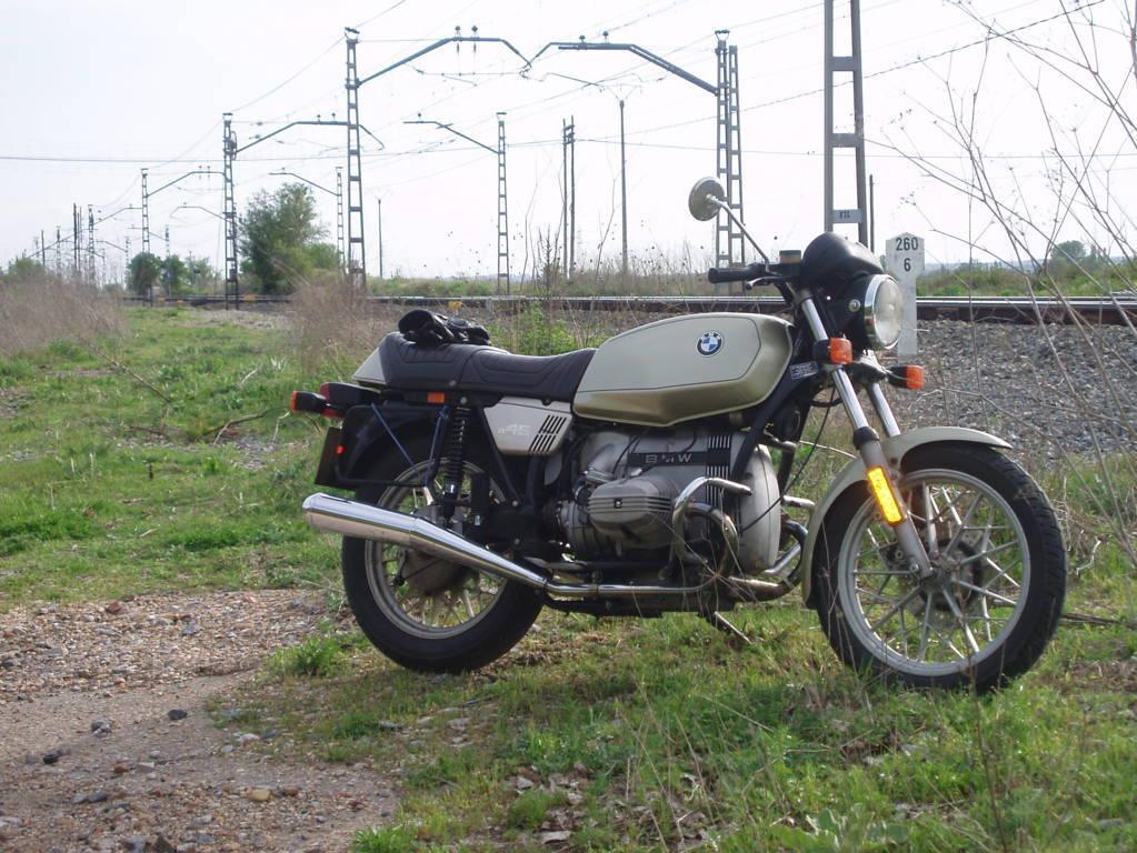 exposicion bmw motos clasicas