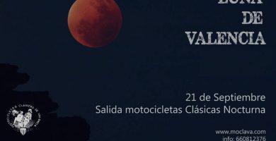 ruta nocturna ruta de valencia