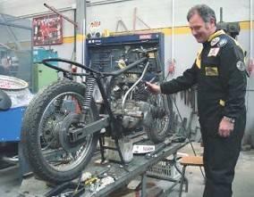taller motos clasicas iberplas